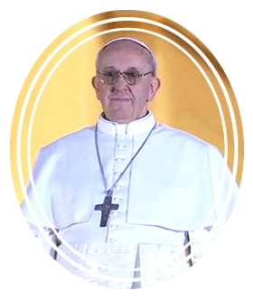 Holy Father, Pope Francis